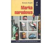 Szczegóły książki MARKA NARODOWA
