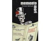 Szczegóły książki MEMENTO MORI. PRAWDZIWE ŚMIERCI PRZYPADKI