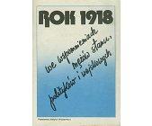 Szczegóły książki ROK 1918