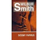 Szczegóły książki SIÓDMY PAPIRUS