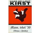 Szczegóły książki MANE, TEKEL '39