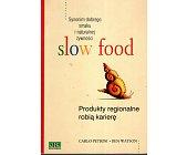 Szczegóły książki SLOW FOOD