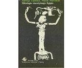 Szczegóły książki MITOLOGIA STAROŻYTNEGO EGIPTU