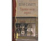 Szczegóły książki TAJEMNE SERCE ZEGARA