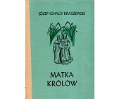 Szczegóły książki MATKA KRÓLÓW