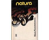 Szczegóły książki NATURA