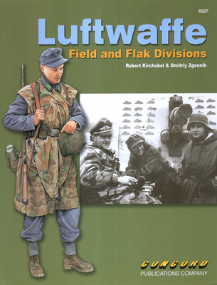 LUFTWAFFE: FIELD AND FLAK DIVISIONS