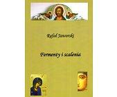 Szczegóły książki FERMENTY I SCALENIA