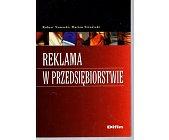 Szczegóły książki REKLAMA W PRZEDSIĘBIORSTWIE