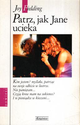 PATRZ, JAK JANE UCIEKA