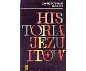 Szczegóły książki HISTORIA JEZUITÓW