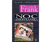 Szczegóły książki NOC AMERYKAŃSKA