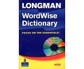 Szczegóły książki LONGMAN WORDWISE DICTIONARY