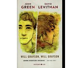 Szczegóły książki WILL GRAYSON, WILL GRAYSON