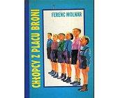 Szczegóły książki CHŁOPCY Z PLACU BRONI