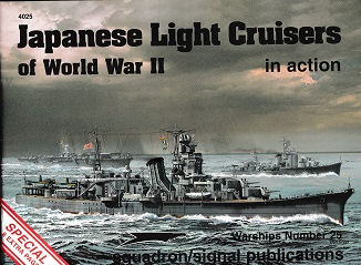 JAPANESE LIGHT CRUISERS OF WWII IN ACTION
