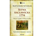 Szczegóły książki BITWA RACŁAWICKA 1794