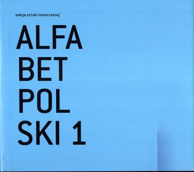 ALFABET POLSKI 1