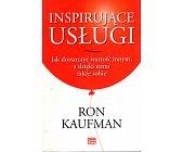 Szczegóły książki INSPIRUJĄCE USŁUGI