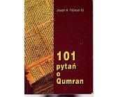 Szczegóły książki 101 PYTAŃ O QUMRAN