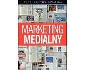 Szczegóły książki MARKETING MEDIALNY
