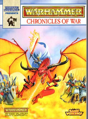 WARHAMMER - CHRONICLES OF WAR (RPG)
