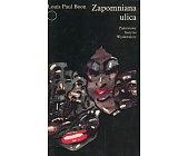 Szczegóły książki ZAPOMNIANA ULICA