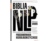 Szczegóły książki BIBLIA NLP
