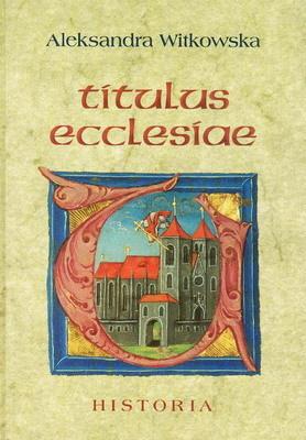 TITULUS ECCLESIAE