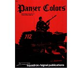 Szczegóły książki PANZER COLORS: CAMOUFLAGE OF THE GERMAN PANZER FORCES 1939-45