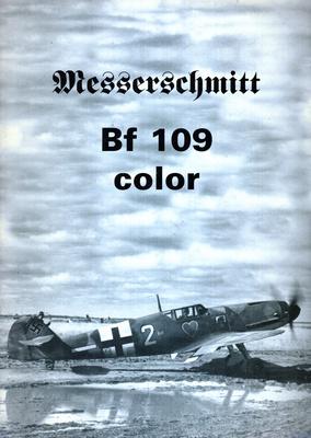 MESSERSCHMITT BF 109 COLOR