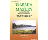Szczegóły książki WARMIA I MAZURY - NOWE OPISANIE ZIEM....