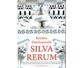 Szczegóły książki SILVA RERUM