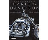Szczegóły książki ENCYKLOPEDIA HARLEY DAVIDSON