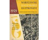Szczegóły książki WARSZAWSKI KALENDARZ ILUSTROWANY 1959
