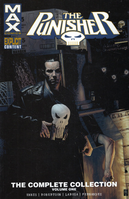 PUNISHER MAX: THE COMPLETE COLLECTION, VOL. 1