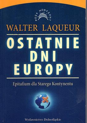 OSTATNIE DNI EUROPY