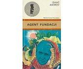 Szczegóły książki FUNDACJA - AGENT FUNDACJI