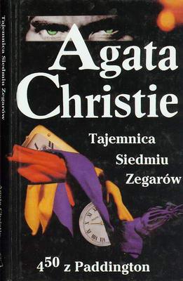 TAJEMNICA SIEDMIU ZEGARÓW, 4.50 Z PADDINGTON