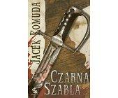 Szczegóły książki CZARNA SZABLA