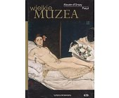 Szczegóły książki MUSEE D'ORSAY PARYŻ