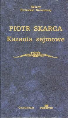 KAZANIA SEJMOWE (SKARBY BIBLIOTEKI NARODOWEJ)