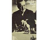 Szczegóły książki HEINRICH MANN