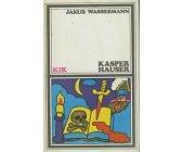 Szczegóły książki KASPER HAUSER