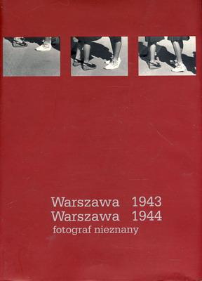 WARSZAWA 1943 1944 - FOTOGRAF NIEZNANY