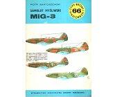 Szczegóły książki SAMOLOT MYŚLIWSKI MIG-3