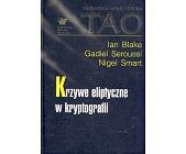 Szczegóły książki KRZYWE ELIPTYCZNE W KRYPTOGRAFII