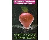 Szczegóły książki NATURA CZASU I PRZESTRZENI