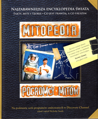 MITOPEDIA - POGROMCY MITÓW