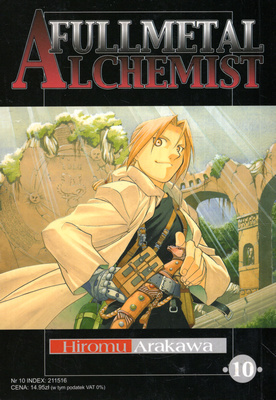 FULLMETAL ALCHEMIST - TOM 10